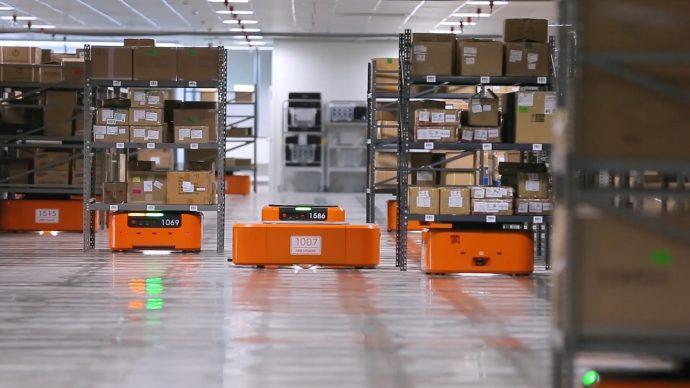 Intel Hikvision IIOT factory 1