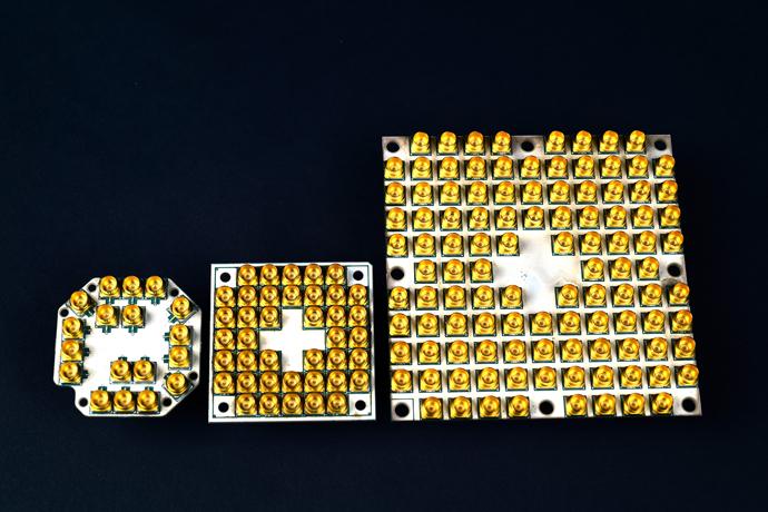 Intel Corporation is making fast progress scaling superconductin