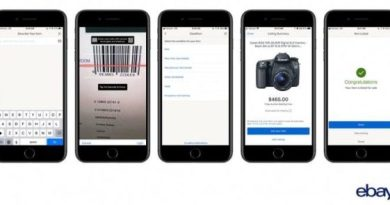 eBay For iOS Updated With Barcode Scanning, Makes Listing Easier