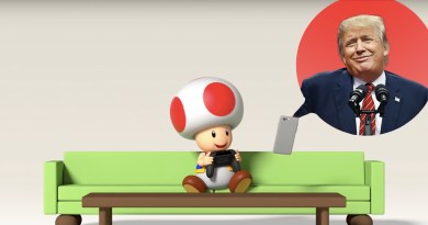 Thanks for ruining Toad and Mario Kart for me, internet