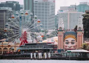 Sydney's Luna Park - cnarena.com