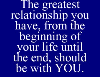 Beginning of Relationship
