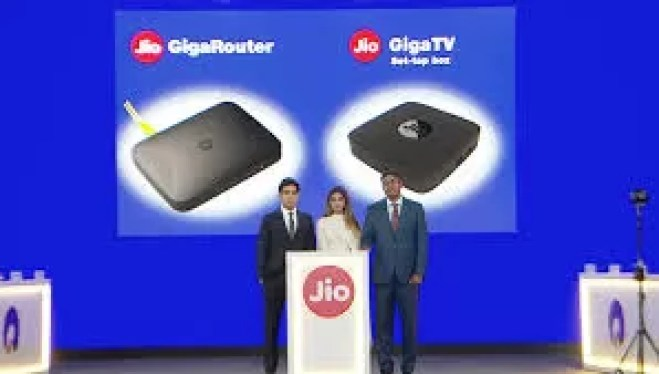 Jio Giga Fiber Price, Features, Specifications, Available date