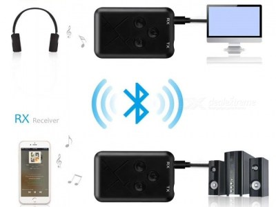 Bluetooth-transmitter-receiver