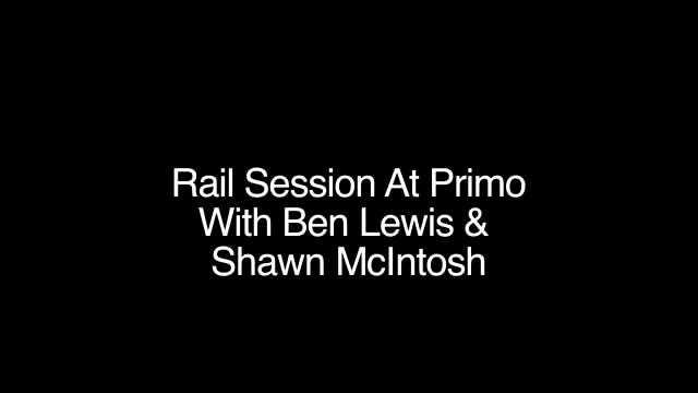 Primo Rail Session