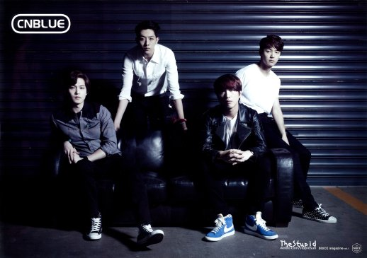 [The Stupid] Boice Official Fanclub Magazine vol.1 - Poster