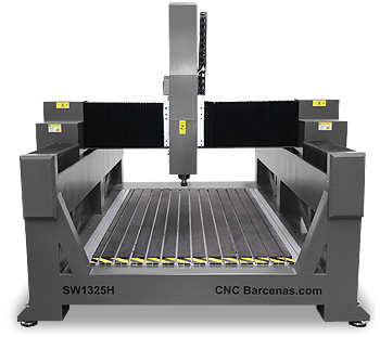 milling machine with special Z height