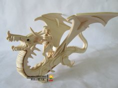 Dragonrider L 3 Mm DXF File