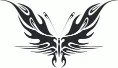 Butterfly Vector Art 044 Free Vector