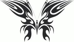 Butterfly Vector Art 049 Free Vector