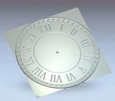часы рим Free Vector