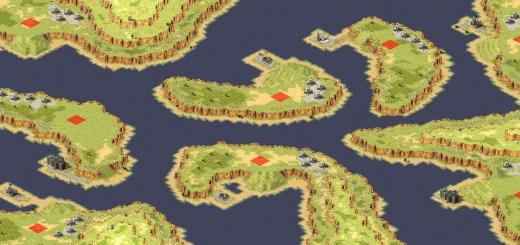 red alert 2 map Sedona Global Warming