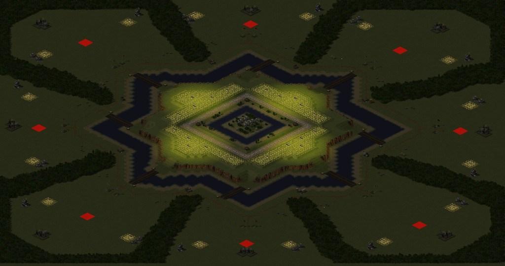 red alert 2 map Rough Diamond