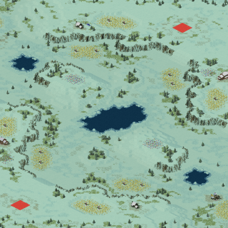 Red Alert 2 map Winter Is Coming