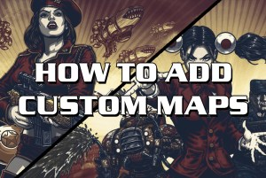 Red Alert 3 how to add map