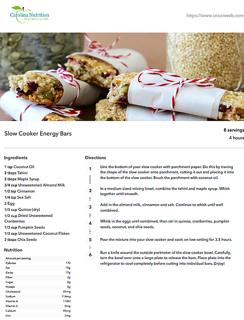 Easy-Slow-Cooker-One-Pan-Recipe-Collection-Slow-Cooker-Energy-Bars