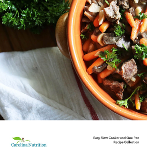 Easy Slow Cooker & One Pan Recipe Collection
