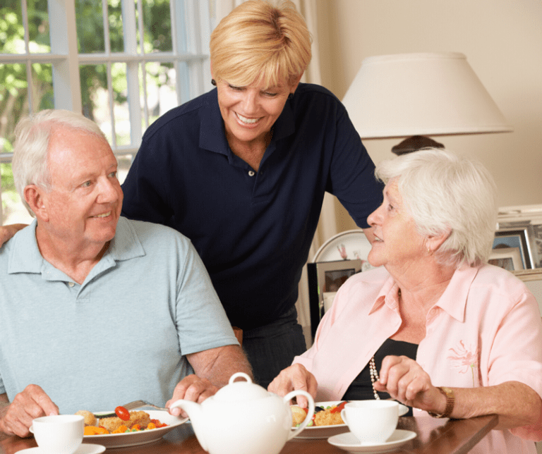 long term care dining solutions