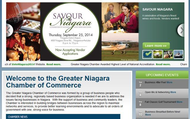 cofc Greater Niagara Chamber of Commerce Member
