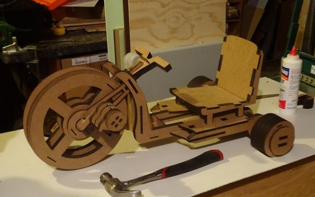 big-wheels-laser-1 Wooden Big Wheels: Design, Cut & Build