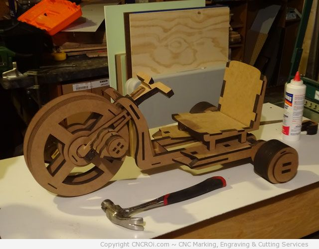 big-wheels-laser-2 Wooden Big Wheels: Design, Cut & Build