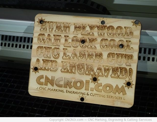 cnc-laser-cowboy-sign-1 CNC Laser Engraving & Cutting Cowboy Sign (Updated!)