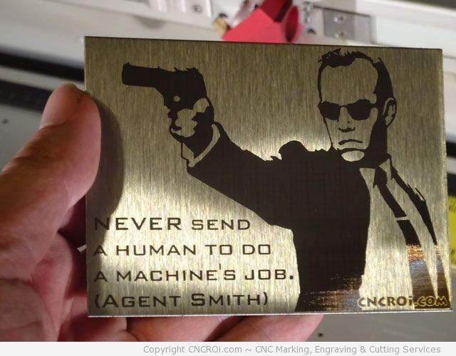 agent-smith-1 Never send a human to do a machine's job.