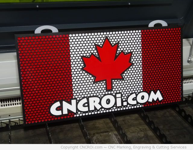 cncroi-sign-d-1 New Acrylic Custom Signage for CNCROi.com (Virtual Design to Finished Product)!