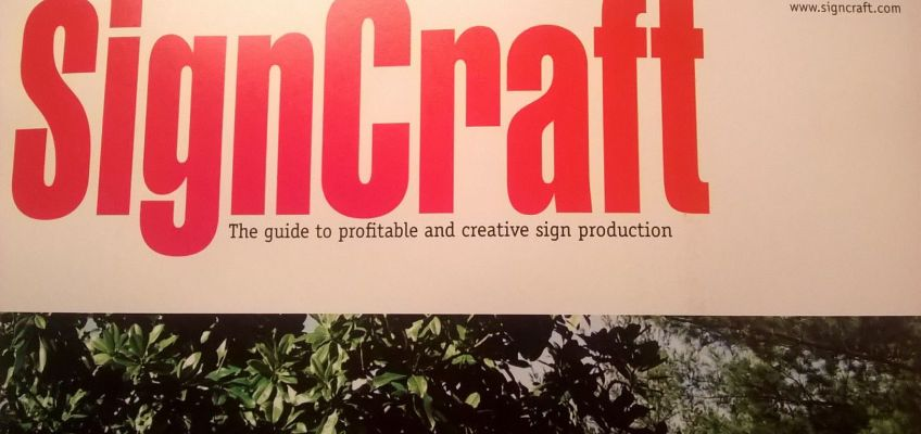 WP_20150909_10_45_12_Pro CNCROi.com Sign featured in SignCraft Magazine!
