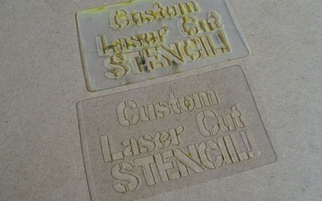 cnc-polycarbonate-stencilx Custom Polycarbonate Stencil