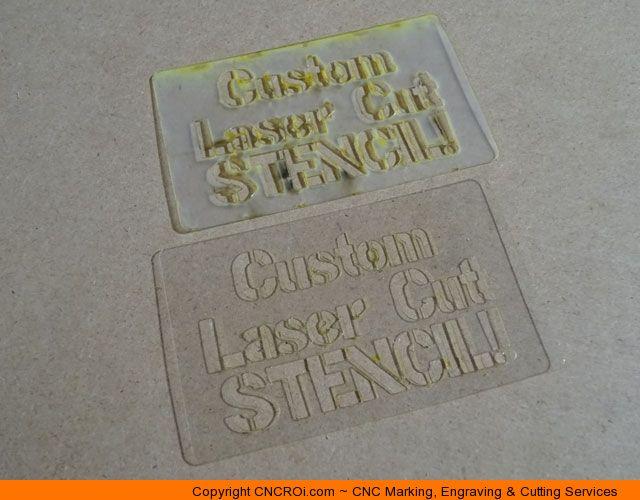 cnc-polycarbonate-stencilx1 Custom Polycarbonate Stencil