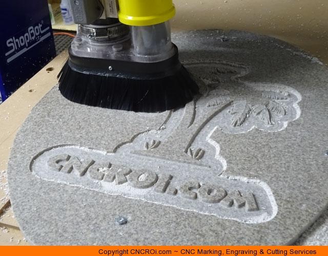 custom-cnc-corian-1 CNC Router V-Carving Custom Corian Signage