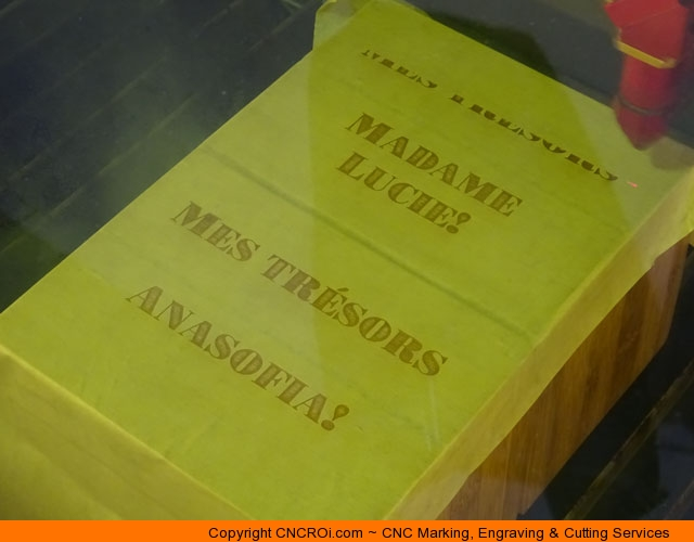 custom-wood-laser-1 Wooden Box Personalization & Silhouette Cutting