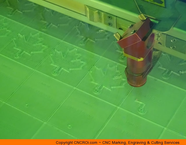 Custom Designed & CNC Laser Cut Acrylic Keychains -