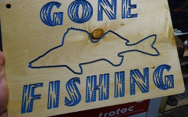 custom-fishing-signage-xx1 Custom Cottage Sign