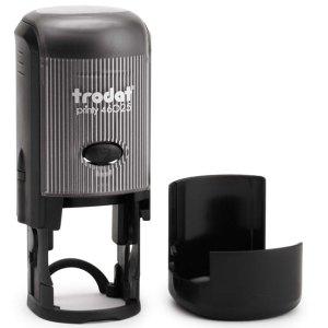 "trodat-46025b Trodat Original Printy 46025 Custom Self-Inking Stamp (25 mm or 1"" round)"