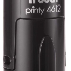 "trodat-4612b Trodat Original Printy 4612 Custom Self-Inking Stamp (12 mm or 1/2"" round)"