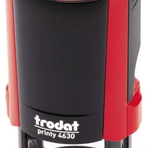 "trodat-4630c Trodat Original Printy 4630 Custom Self-Inking Stamp (30 mm or 1-3/16"" round)"