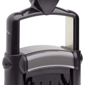 "trodat-5430Lb-1 Trodat Professional 5430/L Custom Self-Inking Stamp (24 x 41 mm or 1 x 1-5/8"" with stock text)"