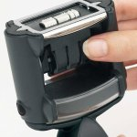 "trodat-5430b-1 Trodat Professional 5440/L Custom Self-Inking Stamp (28 x 49 mm or 1-1/8 x 2"" with stock text)"
