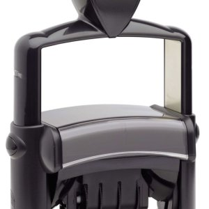 "trodat-5460Lb Trodat Professional 5460/L Custom Self-Inking Stamp (33 x 56 mm or 1-5/16 x 2-1/4"" with stock text)"