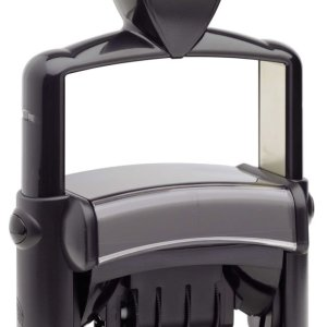 "trodat-5460b Trodat Professional 5460 Custom Self-Inking Stamp (33 x 56 mm or 1-5/16 x 2-1/4"" with date)"