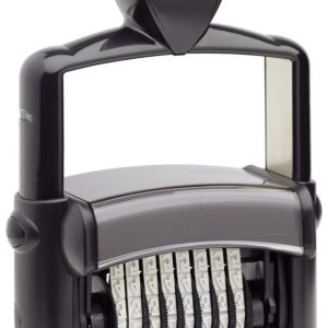"trodat-5558b Trodat Professional 5558 Custom Self-Inking Stamp (5 mm or 0.2"" high NUMBERER ONLY)"