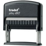 "trodat-printy-4917b Trodat Original Printy 4917 Custom Self-Inking Stamp (10 x 50 mm or 3/8 x 2"")"