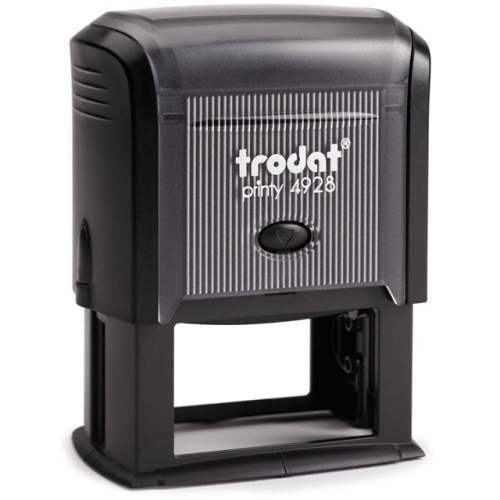 "trodat-printy-4928-1 Trodat Original Printy 4928 Custom Self-Inking Stamp (33 x 60 mm or 1-5/6 x 2-3/8"")"