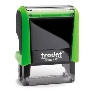 "trodat-printy-original-4911c-1 Trodat Original Printy 4911 Custom Self-Inking Stamp (14 x 38 mm or 9/16 x 1-1/2"")"