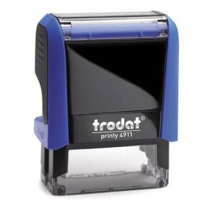 "trodat-printy-original-4911d Trodat Original Printy 4911 Custom Self-Inking Stamp (14 x 38 mm or 9/16 x 1-1/2"")"