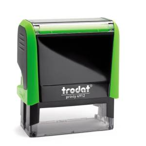 "trodat-printy-original-4912d Trodat Original Printy 4912 Custom Self-Inking Stamp (18 x 47 mm or 3/4 x 1-7/8"")"