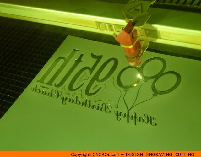 custom-cake-topper-1 Custom 95th Birthday Cake Topper: CNC Laser Engraving & Cutting