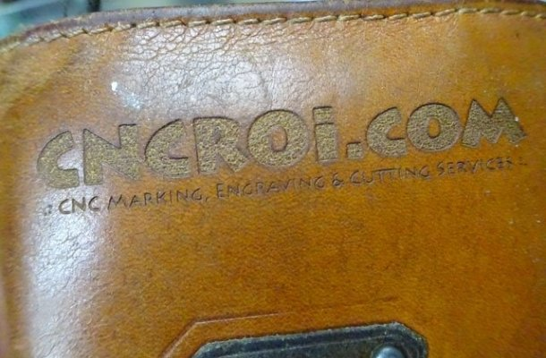 custom-leather-follow-x CNC Laser Engraving Leather... 2 Year Follow-up!